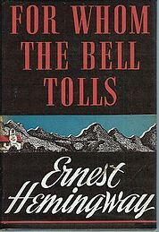 Hemingway, Ernest – For whom the bell tolls