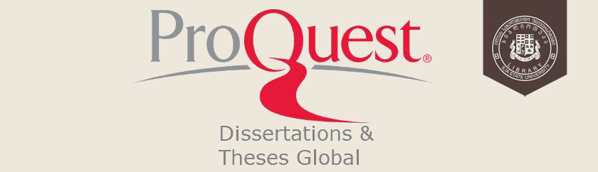 Proquest phd thesis search
