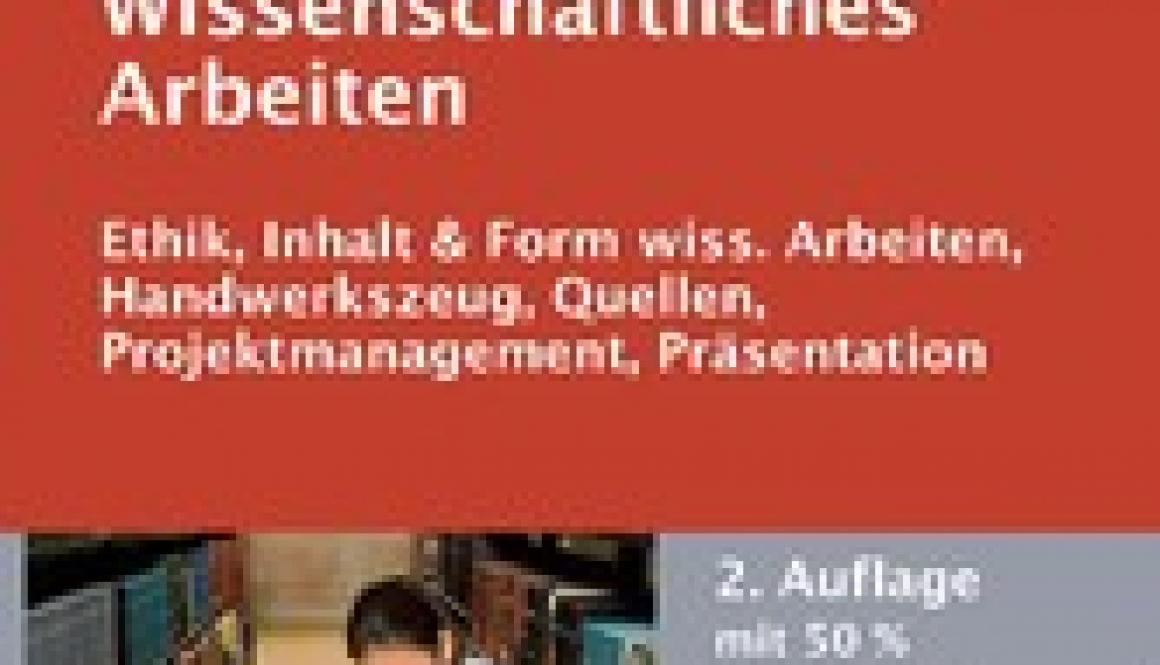 Balzert, Helmut, Marion Schröder, Christian Schäfer, and Petra Motte – Wissenschaftliches Arbeiten: Ethik, Inhalt & Form wiss