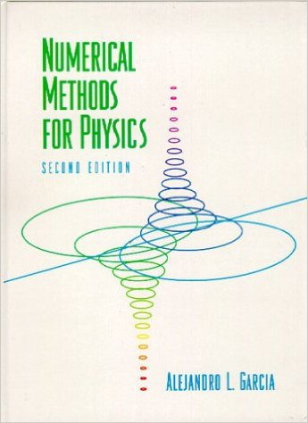 Garcia, Alejandro L – Numerical methods for physics