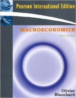 Blanchard, Olivier – Macroeconomics