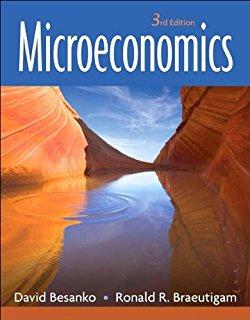 Ronald R. Braeutigam, David Besanko – Microeconomics