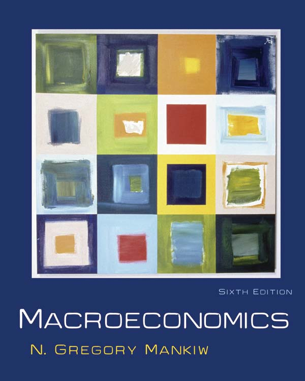 Mankiw, N. Gregory – Macroeconomics