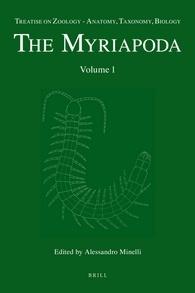 Minelli, Alessandro[ ed.] – The Myriapoda. Vol. 1.