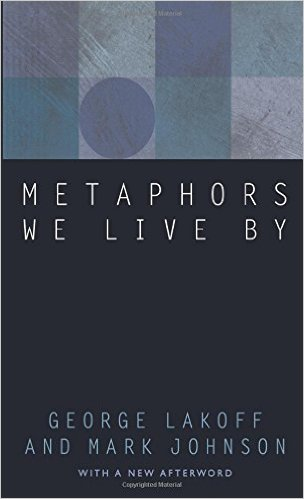 Lakoff, George, Mark Johnson – Metaphors we live by.