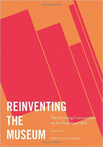 Anderson, Gail  – Reinventing the museum: the evolving conversation on the paradigm shift.