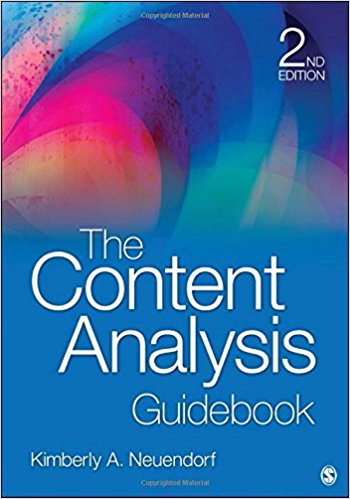Neuendorf, Kimberly A – The content analysis guidebook.