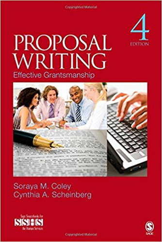 Coley, Soraya M – Proposal writing: effective grantsmanship