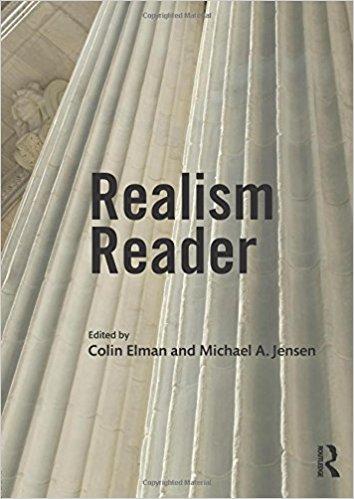 Elman, Colin,Michael A. Jensen [eds.] – Realism reader.