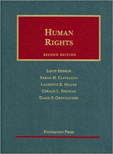 Henkin, Louis – Human rights