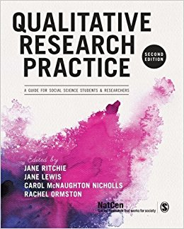 Ritchie, Jane – Qualitative research practice: a guide for social science students and researchers.