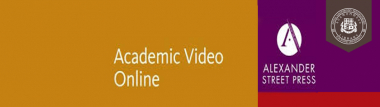 Academic Video Online for trial period
