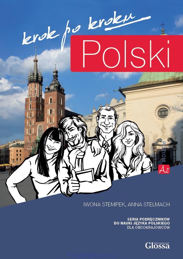 Stempek, Iwona, and Anna Stelmach – Polski, krokpokroku: seriapodręczników do naukijęzykapolskiegodlaobcokrajowców.