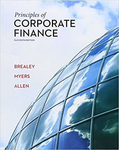 Brealey, Richard A., Stewart C. Myers, Franklin Allen – Principles of corporate finance.