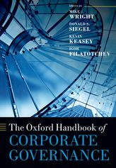 Wright, Mike, Donald S. Siegel, Kevin Keasey, and Igor Filatotchev [eds.] -The Oxford Handbook of Corporate Governance.