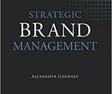 Chernev, Alexander – Strategic brand management