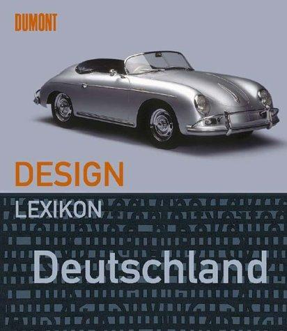 Godau, Marion, and Bernd Polster –  Design Lexikon Deutschland.