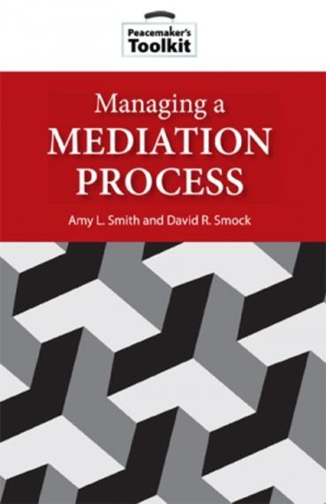 Managing a mediation process