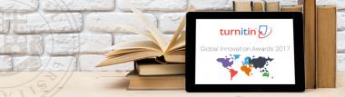 ილიას სახელმწიფო უნივერსიტეტი TURNITIN გლობალური ინოვაციის კონკურსის გამარჯვებულია ევროპის რეგიონში