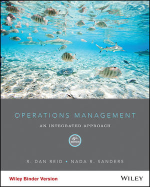 Operations Management: An Integrated Approach