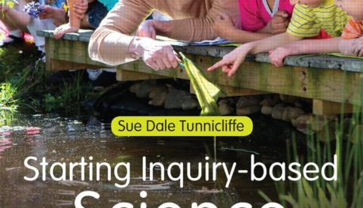 Starting inquiry based science in the early years: look, talk, think and do