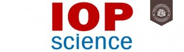 სამეცნიერო ელექტრონული ბაზა – IOP Science