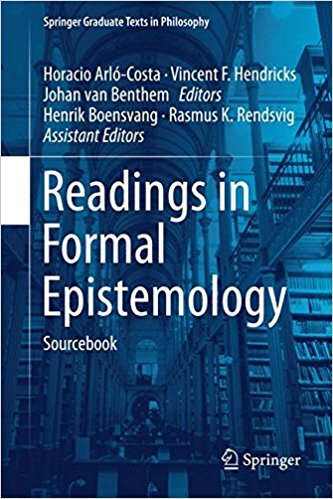 Readings in formal epistemology: source book