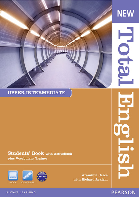 New Total English: Upper intermediate: students' book