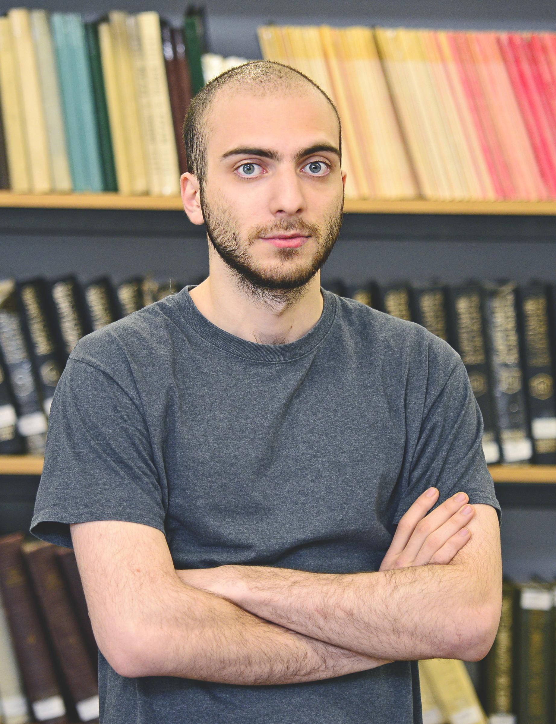 ბიბლიოთეკარი – ანდრო თევზაძე andro.tevzadze.1@iliauni.edu.ge